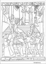 The Prince Of Egypt coloring page (006)
