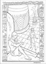 The Prince Of Egypt coloring page (007)