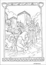 The Prince Of Egypt coloring page (008)