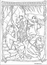 The Prince Of Egypt coloring page (010)