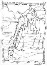 The Prince Of Egypt coloring page (011)