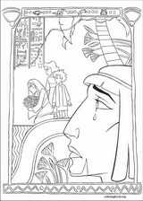 The Prince Of Egypt coloring page (012)