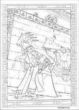 The Prince Of Egypt coloring page (013)