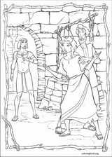The Prince Of Egypt coloring page (014)