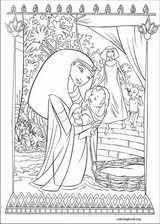 The Prince Of Egypt coloring page (017)