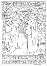 The Prince Of Egypt coloring page (020)