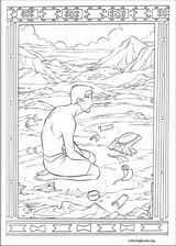 The Prince Of Egypt coloring page (023)