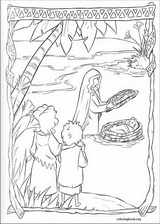 The Prince Of Egypt coloring page (025)