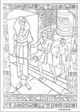 The Prince Of Egypt coloring page (026)