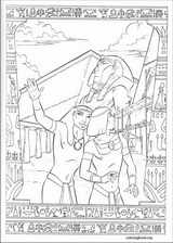 The Prince Of Egypt coloring page (028)