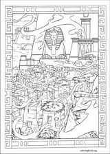 The Prince Of Egypt coloring page (029)