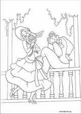 The Princess And The Frog coloring page (003)