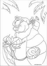 The Princess And The Frog coloring page (004)