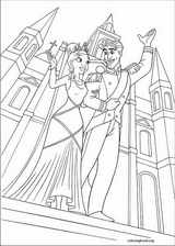 The Princess And The Frog coloring page (006)