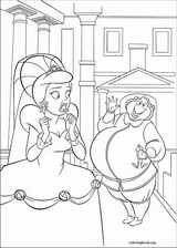 The Princess And The Frog coloring page (010)