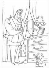 The Princess And The Frog coloring page (037)