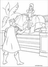 The Princess And The Frog coloring page (043)