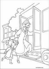 The Princess And The Frog coloring page (044)
