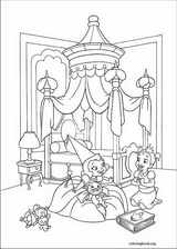 The Princess And The Frog coloring page (045)