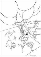 The Princess And The Frog coloring page (047)