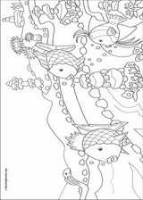 The Rainbow Fish coloring page (009)
