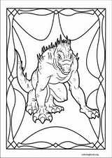 The Spiderwick Chronicles coloring page (008)