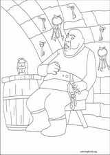 The Tale Of Despereaux coloring page (002)