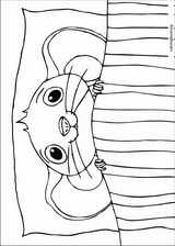 The Tale Of Despereaux coloring page (005)