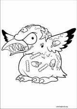 The Trash Pack coloring page (002)