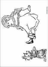 The Wizard Of Oz coloring page (002)