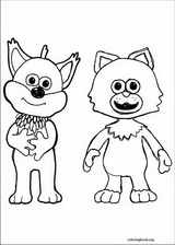 Timmy Time coloring page (002)