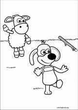 Timmy Time coloring page (005)