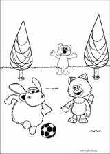 Timmy Time coloring page (022)