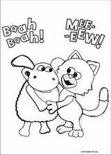 Timmy Time coloring page (023)