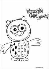Timmy Time coloring page (024)