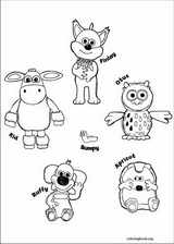 Timmy Time coloring page (025)