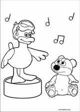 Timmy Time coloring page (027)