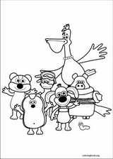 Timmy Time coloring page (029)
