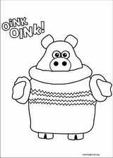 Timmy Time coloring page (031)