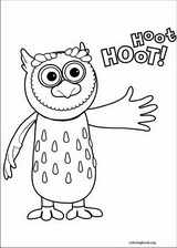Timmy Time coloring page (035)