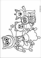 Timmy Time coloring page (045)