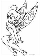 Tinker Bell coloring page (011)