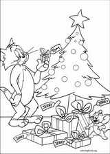 Tom And Jerry coloring page (023)