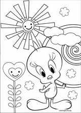 Tweety coloring page (026)