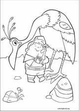 Up coloring page (010)