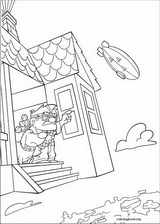 Up coloring page (026)