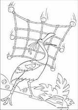 Up coloring page (028)