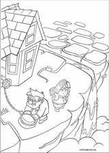Up coloring page (041)
