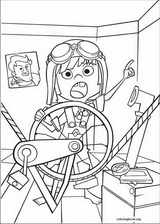 Up coloring page (056)