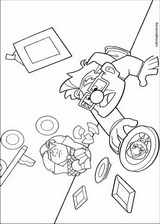 Up coloring page (059)